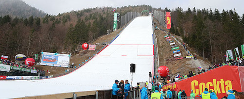 Programm FIS Skisprung Weltcup Planica, Oberstdorf