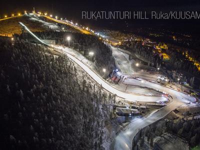 Ruka hill
