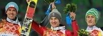 Kamil Stoch dominiert in Sochi