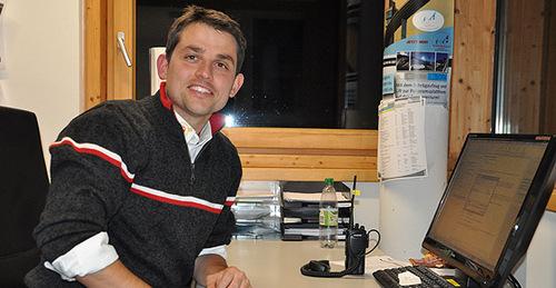 Interview: Stefan Huber über die Organisation eines Skispringens