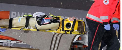 Offiziell bestätigt: Hilde brach sich Rückenwirbel