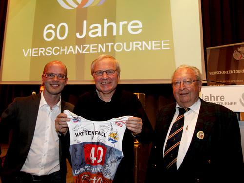 Arne Scheie: 40 Mal Vierschanzentournee
