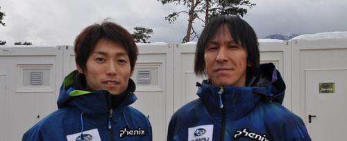 Ito und Kasai: Nicht nachdenken, nur genießen