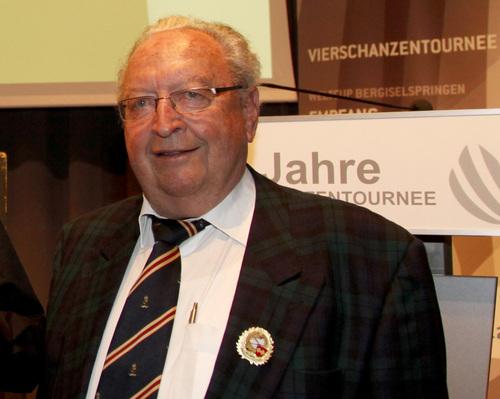 Vierschanzentournee und Skiclub Partenkirchen trauern um Klaus Taglauer