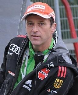 Trainer Interview: Werner Schuster