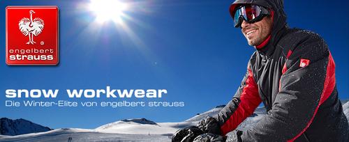 Neuer Presenting Sponsor der Vierschanzentournee: engelbert strauss steigt in den Wintersport ein