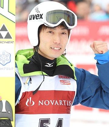 Daiki Ito startet in Oberstdorf