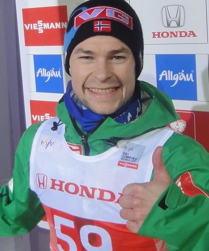 Anders Jacobsen gewinnt Qualifikation