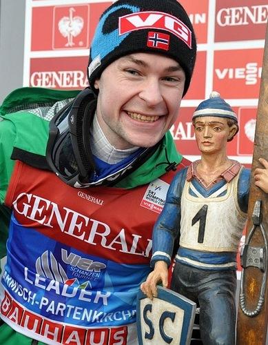 Anders Jacobsen verzaubert Garmisch-Partenkirchen