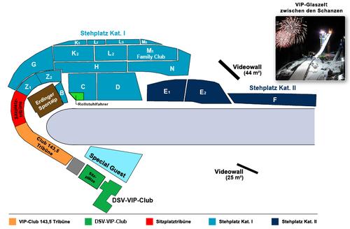 Zusätzliche Sitzplätze bei der Vierschanzentournee verfügbar - Jetzt schnell buchen!