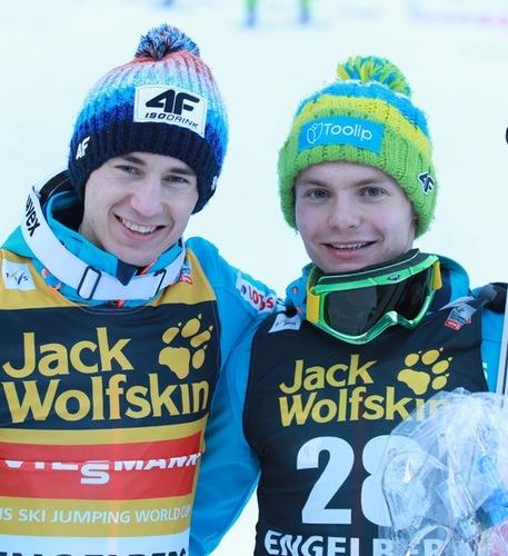 Ziobro und Stoch feiern polnischen Doppelsieg