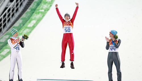 Kamil Stoch krönt sich mit Gold