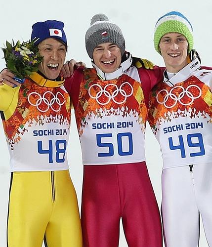 Stoch der König von Sochi