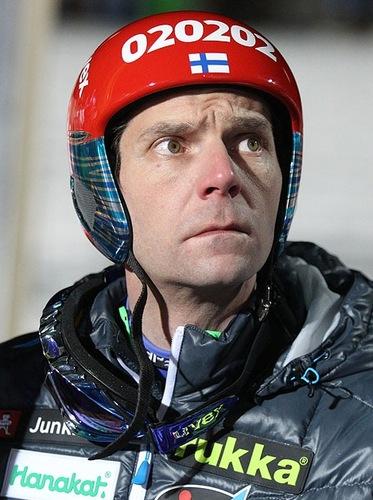 Janne Ahonen macht noch ein paar Jahre weiter