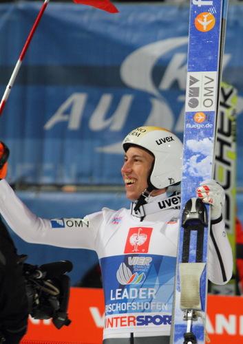 Intersport präsentiert die Vierschanzentourrnee