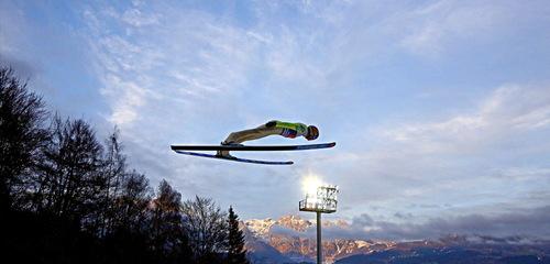 Goldadler jagen Seriensieger aus Österreich: DSV-Athleten kommen als Olympiasieger zur Vierschanzentournee