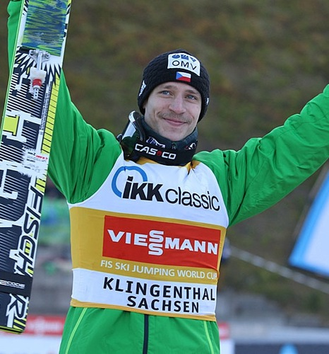 Roman Koudelka feiert ersten Weltcupsieg