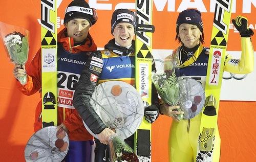 Sieg für Simon Ammann