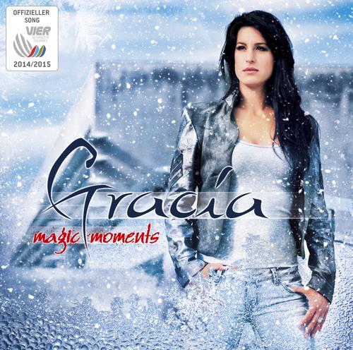 """Gracia singt die """"Magic Moments"""" der Vierschanzentournee"""