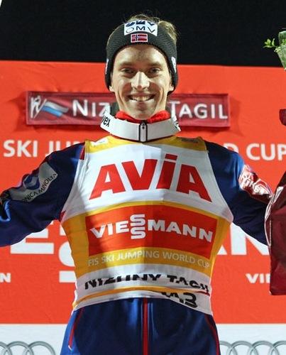 Anders Fannemel erster Weltcupsieger in Nizhny Tagil