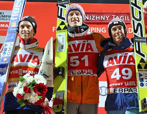 Erster Saisonsieg für Severin Freund