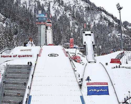 Wettkampf in Oberstdorf auf Montag verschoben