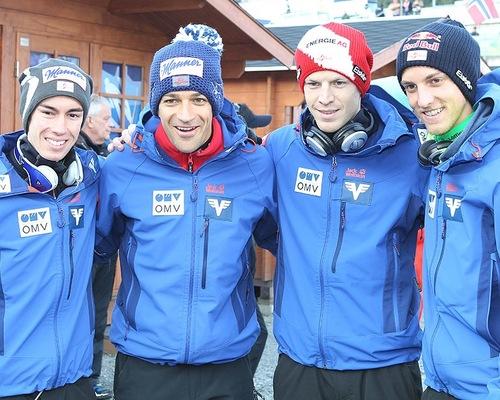 Sechs Österreicher im WM-Team