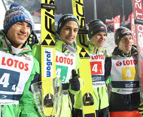 Polnischer Skiverband gibt Kadereinteilung bekannt