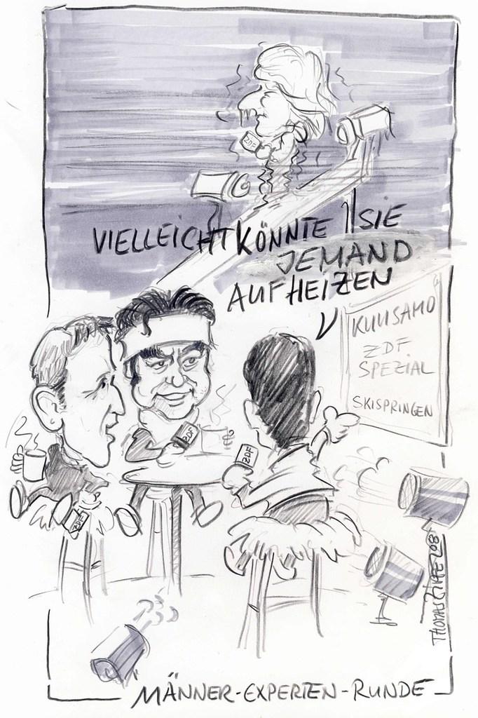 ZDF Special - Männer Experten Runde