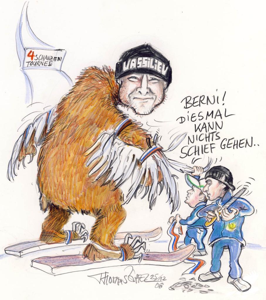 Der russische Bär