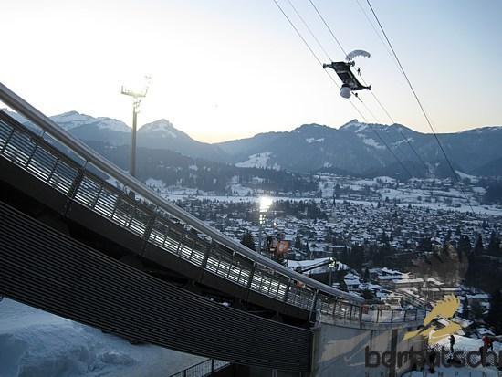 Quali Oberstdorf Skispringen