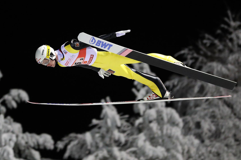 skispringen ruka