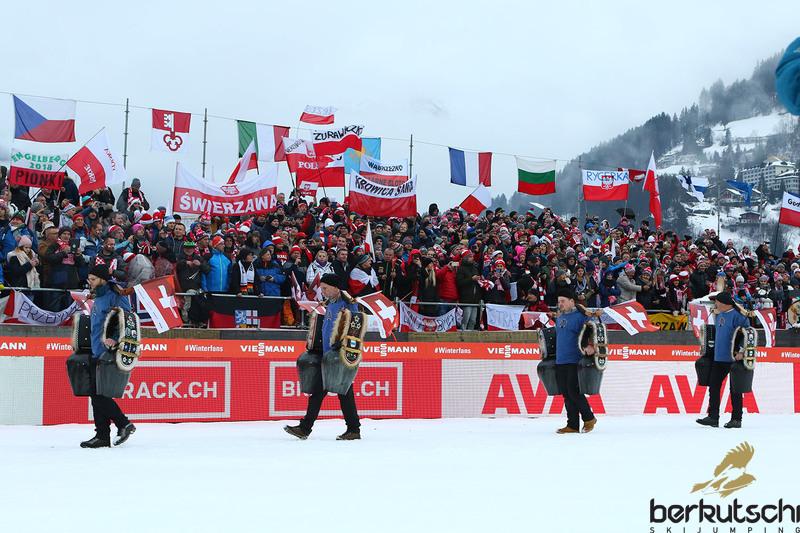 Skispringen Engelberg 2021