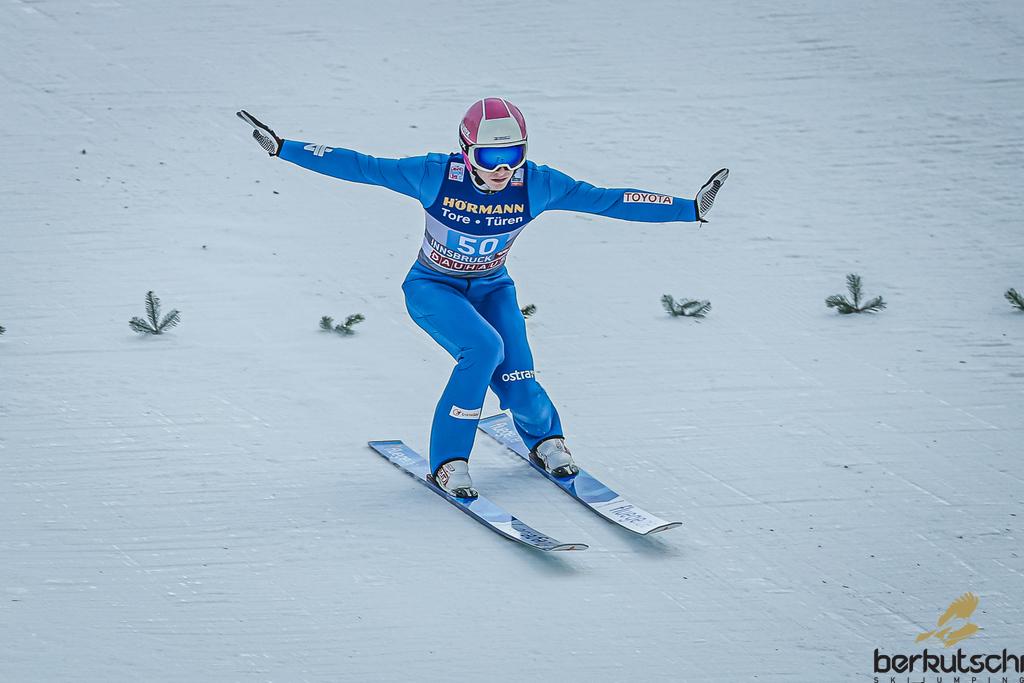 Skispringen Innsbruck 2021