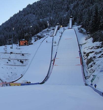 Skoki narciarskie Berkutschi.com - Skocznie - Predazzo - Stadio ...