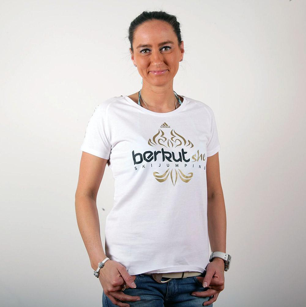 adidas berkutschi Damen T-shirt