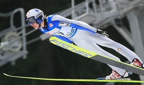 Schlierenzauer z rekordem skoczni