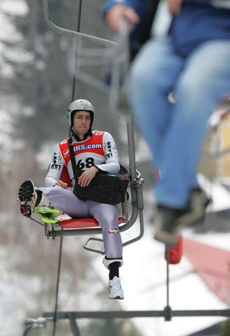 Loitzl schielt auf zweite Medaille