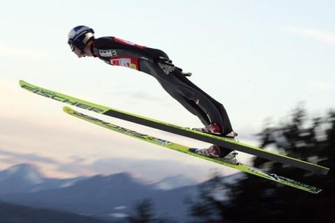 Skispringer holen erste Olympia-Medaille