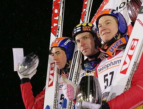 Die Kader der Teams für Kuusamo