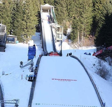 Val di Fiemme statt Liberec