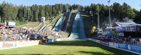 Program zawodów Grand Prix w Hinterzarten