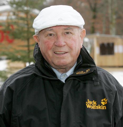 Hans Ostler im Alter von 93 Jahren verstorben