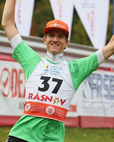 Karl Geiger wygrywa w Rasnovie