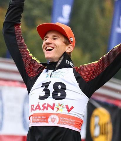 Karl Geiger ponownie najlepszy w Rasnovie