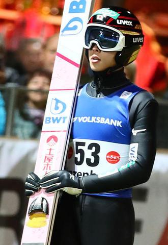Ryoyu Kobayashi wygrywa kwalifikacje w Hinzenbach