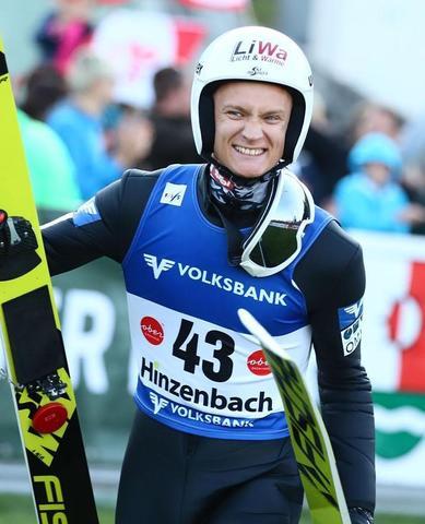 Daniel Huber wygrywa w Hinzenbach