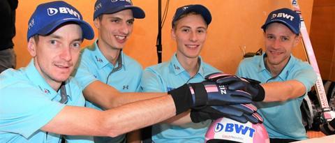 Do Polska vyrazí osvědčený kvartet z letní Grand Prix. Na Čechy čeká i týmový závod