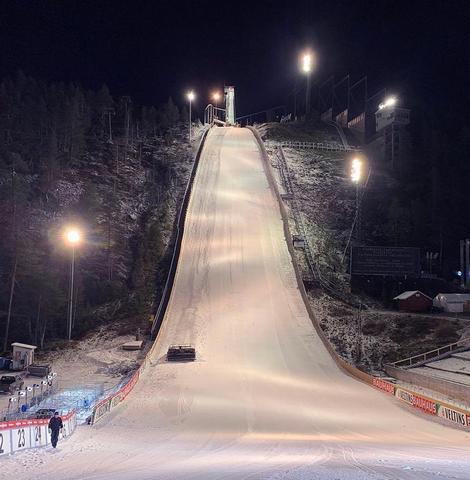Kein Skispringen in Ruka am Freitag