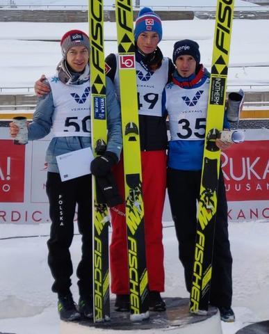 COC-M: Robin Pedersen gewinnt nach einem Durchgang